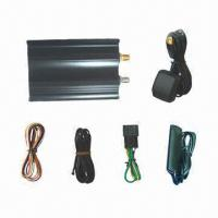 Buy cheap GPS Car Alarm/Tracking System with SOS Button, CE-certified from wholesalers