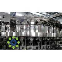Energy drinks kvass beer bottling carbonated rinsing filling capping machine and equipment Manufactures