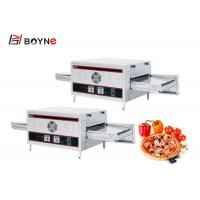 Buy cheap 8 Burner Gas Conveyor Pizza Oven , Countertop Commercial Conveyor Belt Pizza Oven from wholesalers