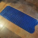 Buy cheap Custom Extra Long Tub Bath Mat Floor Mat Anti Slip Mat PVC Mats, Size100*40CM, With Cheap Factory Price from wholesalers