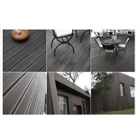 Buy cheap Boat Dry Style Carbonized Strand Bamboo Flooring E0 Formaldehyde Release from wholesalers