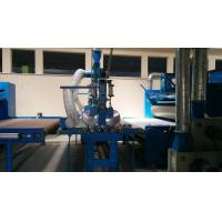Buy cheap ISO 9001 Electric Textile Carding Machine Adjustable 2000 mm - 2500 mm Width product