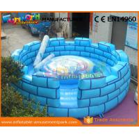 Buy cheap PVC Gladiator Joust Game Inflatable Sports Arena Interactive Game For Kids / Adults from wholesalers