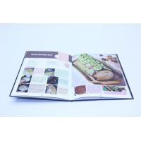 China Professional Glue Binding Coloring Cookbook Printing Services Uv Coating on sale