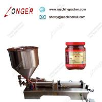Buy cheap Quality Hot BBQ Sauce Bottle Filling Machine Bottling Equipment from wholesalers