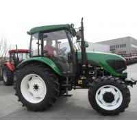 Buy cheap 95.6kw Power Small Diesel Garden Tractors With Diesel Engine Dry Dual Stage Type from wholesalers
