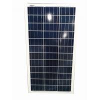 Wholesale Residential 130W Polycrystalline Solar Panel 18V High Transmittance Glass from china suppliers