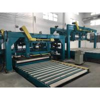 China High Performance Flying Shear Cutting Machine With Leveling Precision on sale