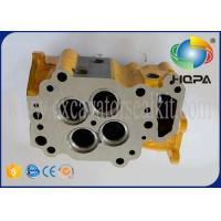 Buy cheap 6151-12-1101 Cylinder Head Assy For Komatsu 6D125 Engine Excavator Part PC400-6 from wholesalers