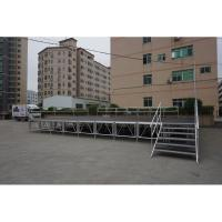 used mobile stage truck portable stage manufacturers used mobile staging stage rental chicago used