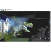 Buy cheap Real Feelings Theme Park 6D Cinema Equipment , Dynamic Motion Movie Equipment from wholesalers