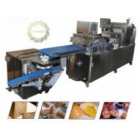 Buy cheap Pastry  Buns production Line ,croissants filled machine ,crispy breads maker ,Breads filling machine ,Bread buns stuffed from wholesalers