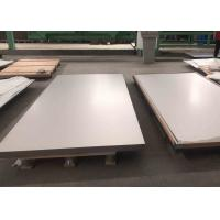 Buy cheap 6.0MMT Titanium Grade 2 Plate , Titanium Metal Plate Hot Rolling Corrosion Resistant from wholesalers