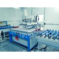 Buy cheap Ceramic Decals Screen Printing Press Machine Integrative Speed Reducer Drived from wholesalers