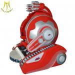 Buy cheap Hansel fiberglass body battery powered electronic robot amusement rides from wholesalers
