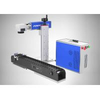 Buy cheap Pen Laser Engraving And Marking Machine With Customized Conveyor Belt , PEDB-460 from wholesalers