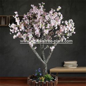 Wholesale 2.5m Artificial Blossom Tree Sakura Flower Festival Home Decor Flame Retardant from china suppliers