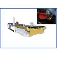 China Auto Chairs Cover Making Automatic Fabric Cutter Machine Mechanical Design on sale