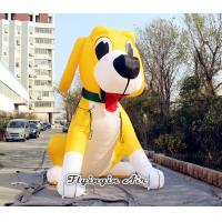 Buy cheap Hight Quality Customized Inflatable Cartoon Model Inflatable Dog for Sale from wholesalers