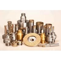 Wholesale Glass Diamond Drill Bits include straight shank drill, cone shank drill, threaded shank drill - zoe@moresuperhard.com from china suppliers