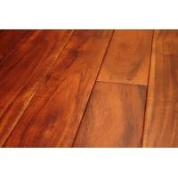 Buy cheap mahogany stain solid wood flooring acacia from wholesalers