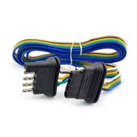 Wholesale 5 Way Trailer Wire Kit 12 volt for basic lighting from china suppliers