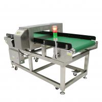 Buy cheap Automation Conveyor Belt Types Stainless Steel Metal Detector System For Food Manufacturing Industry from wholesalers