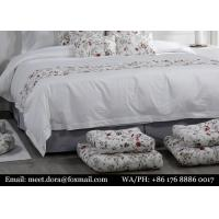 Buy cheap Embroidery Design Pillow Case Bed Sheets Cotton Egyptian Cotton Duvet Cover from wholesalers