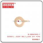 Buy cheap 6UZ1 700P CVZ CYZ Isuzu CXZ Parts Leak Off Pipe Joint Bolt Gasket 8-98065992-1 8980659921 from wholesalers