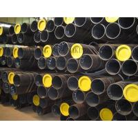 China 35CrMo Seamless Steel Boiler Tubes Gas Cylinder Pipe Varnished With PED ISO on sale