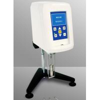 Buy cheap 50Hz Digital Viscosity Meter With Accuracy 0.01mPa.S Liquid - Crystal Display Mode from wholesalers