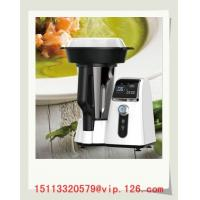 China Touch Control Thermo Mixer/ Plastic Food Processor/ Electric Cooking Machine/ 1000W Thermo Cooker on sale