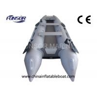 Buy cheap 2 Persons 6HP Sit On Top Inflatable Sea Kayak With Carrying Bag from wholesalers
