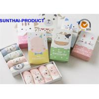 Buy cheap Cute Unisex Baby Clothes Sets , Newborn Baby Girl Socks With 100% Cotton Materials from wholesalers