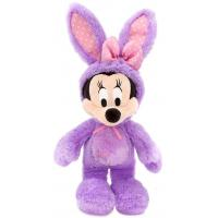 China Disney Purple Minnie Mouse Bunny Easter Rabbit Plush Toy on sale