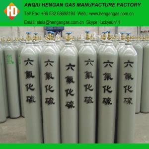 Sulfur Hexafluoride 99.9%-99.999% Manufactures