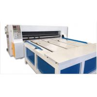 Buy cheap Commercial Corrugated Die Cutting Machine ,  Sheet Fed Rotary Die Cutter from wholesalers
