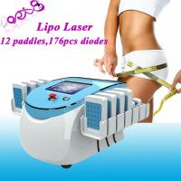 Buy cheap 130mw Spas Woundless Effective Lipo Laser Slimming Machine from wholesalers