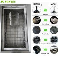 Buy cheap Self Service Car Wash Equipoment Ultrasonic Washer Machine Used In Mechanical Workshop from wholesalers