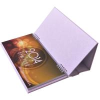 Wholesale Personalised Desk Calendar Printing Wire O Binding Eye - Catching Design from china suppliers