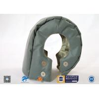 Buy cheap Removable Energy Saving 20%~40% Insulation Covers For Turbocharger from wholesalers