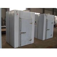 Buy cheap Professional Industrial Hot Air Oven , CT-C-0 1 Trolley 24 Trays Hot Air Drying Chamber from wholesalers