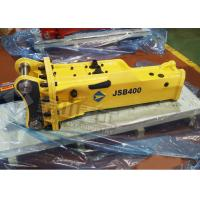 China Dongyang Hydraulic Rock Breaker Excavator Mounted Rock Drill Machine on sale
