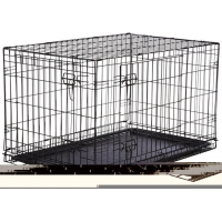 Buy cheap Multiple Sizes Large Cage Foldable Transport Metal Xxl Pet Collapsible Big Dog Kennels from wholesalers