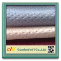 Buy cheap Flame Retardant Embossing Car Seat  Upholstery Fabric For Car Lining And Home Textile from wholesalers