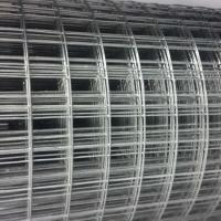 Buy cheap Galvanized Welded Wire Mesh Panels Low Carbon Iron For Bird / Rabbit / Dog Cages from wholesalers