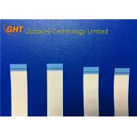 Flexible Custom FFC Cable 0.5 mm Pitch For Fax Machine / Copier Manufactures