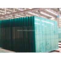 Buy cheap Super Clear 4mm 6mm 8mm Float Glass In Construction / Mirror Plate from wholesalers