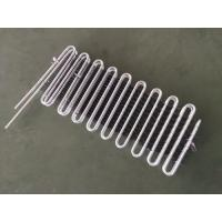 Buy cheap Copper Tube Aluminum Fin Cooling Evaporator For Refrigerator , Fridge Evaporator from wholesalers