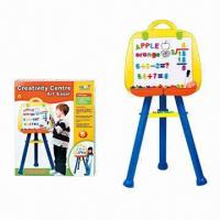 Buy cheap Creativity Centre Art Easel, 54.0 x 46.0 x 9.0cm Box Size from wholesalers
